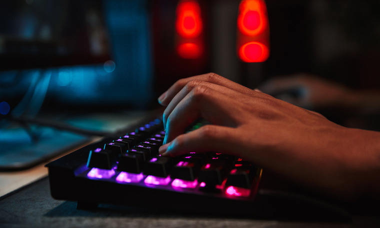 как выбрать формат клавиатуры
