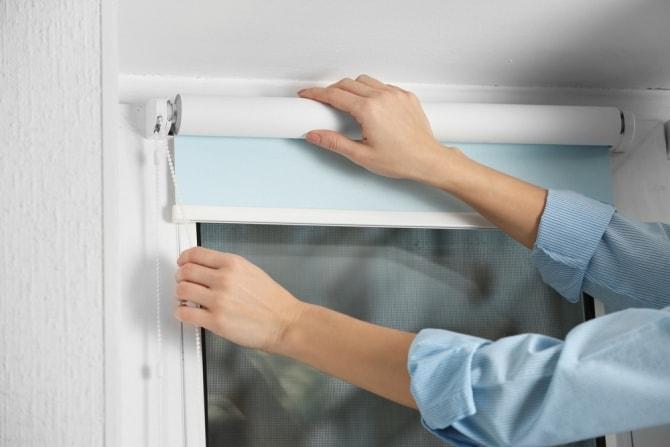 можно ли стирать римские шторы