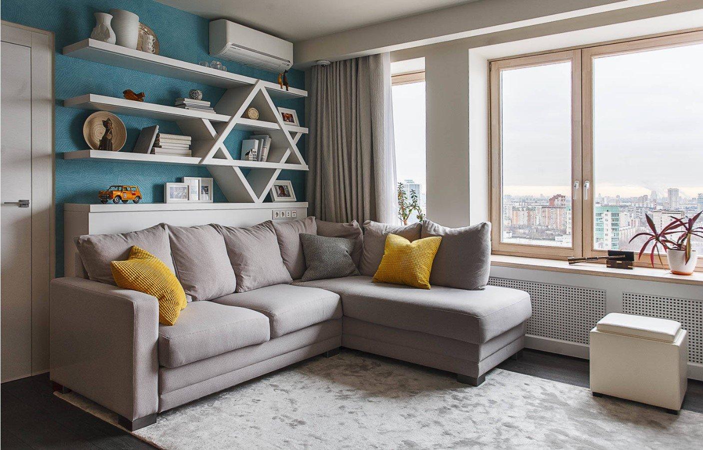 подушки для углового дивана