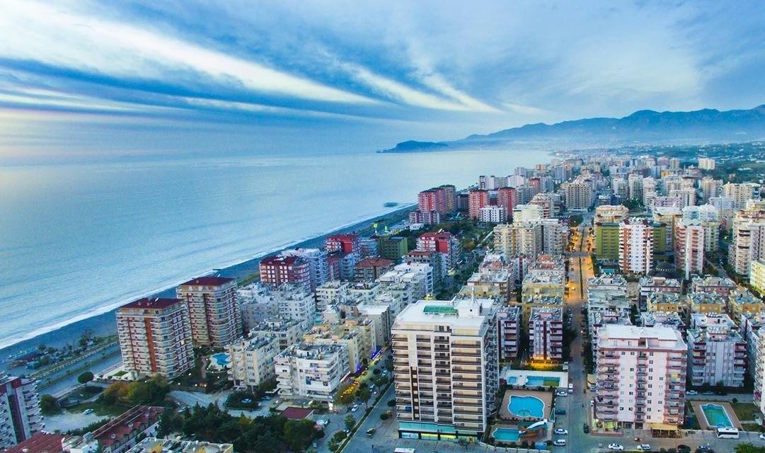 купить апартаменты в Турции