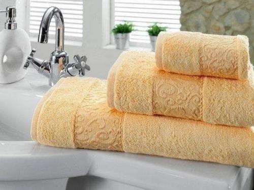 какой размер полотенец для ванны выбрать