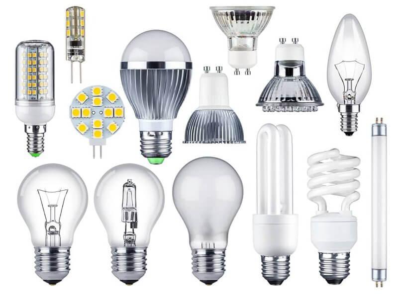 настенные лампы