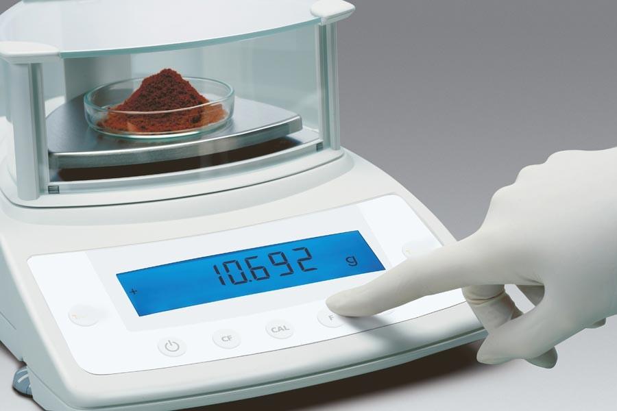 функции лабораторных весов