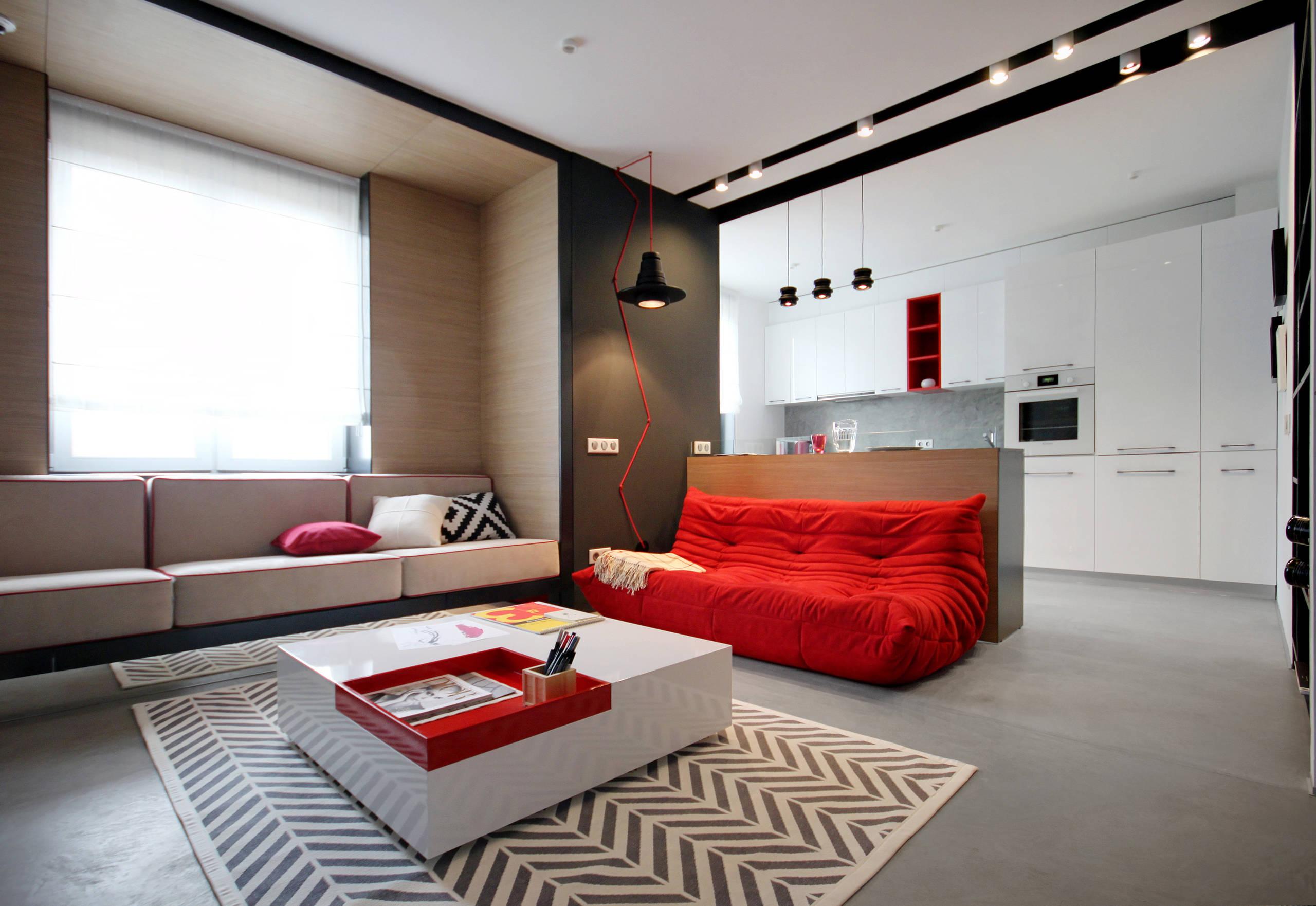 Архитектурное освещение — разнообразим дизайн квартиры