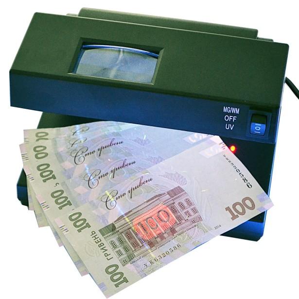 Детекторы подлинности валюты