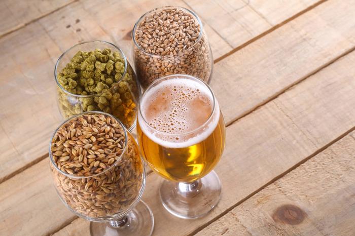 ингредиенты для ремесленного пива