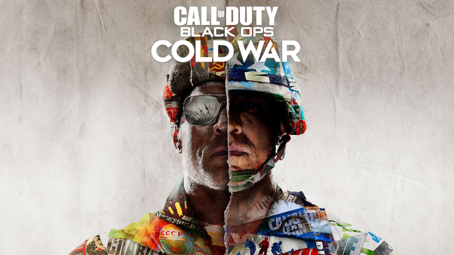 Игра Call of Duty Black Ops Cold War