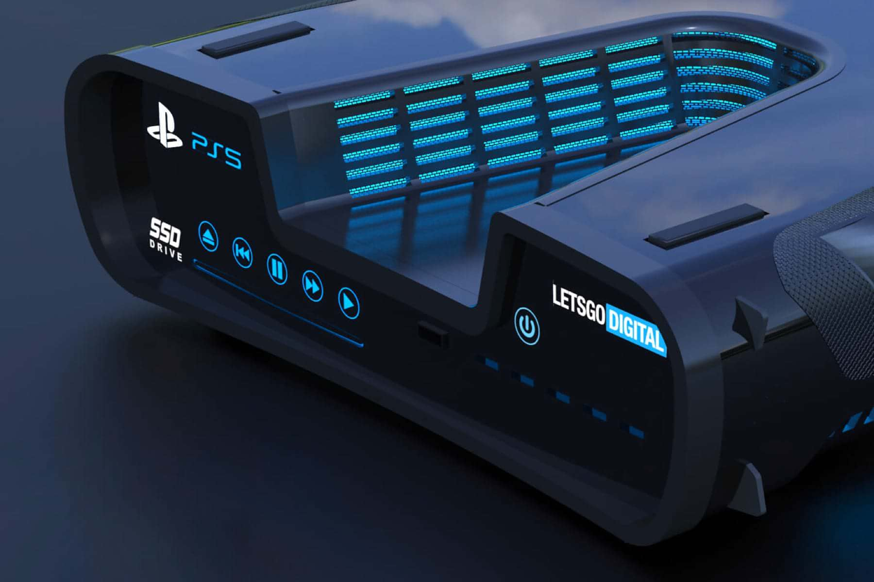 Sony PlayStation 5 Slim купить онлайн