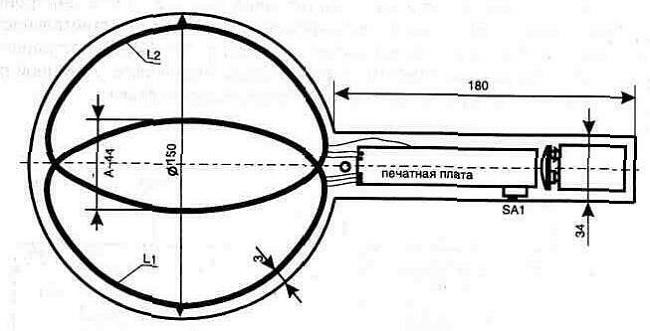 металлоискатель глубинный цена