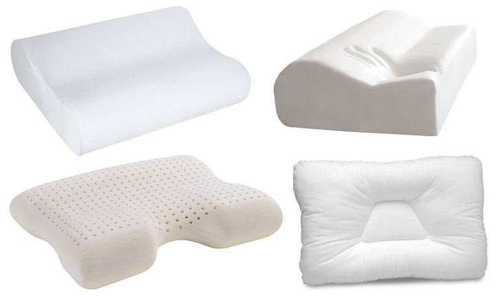 какую выбрать ортопедическую подушку