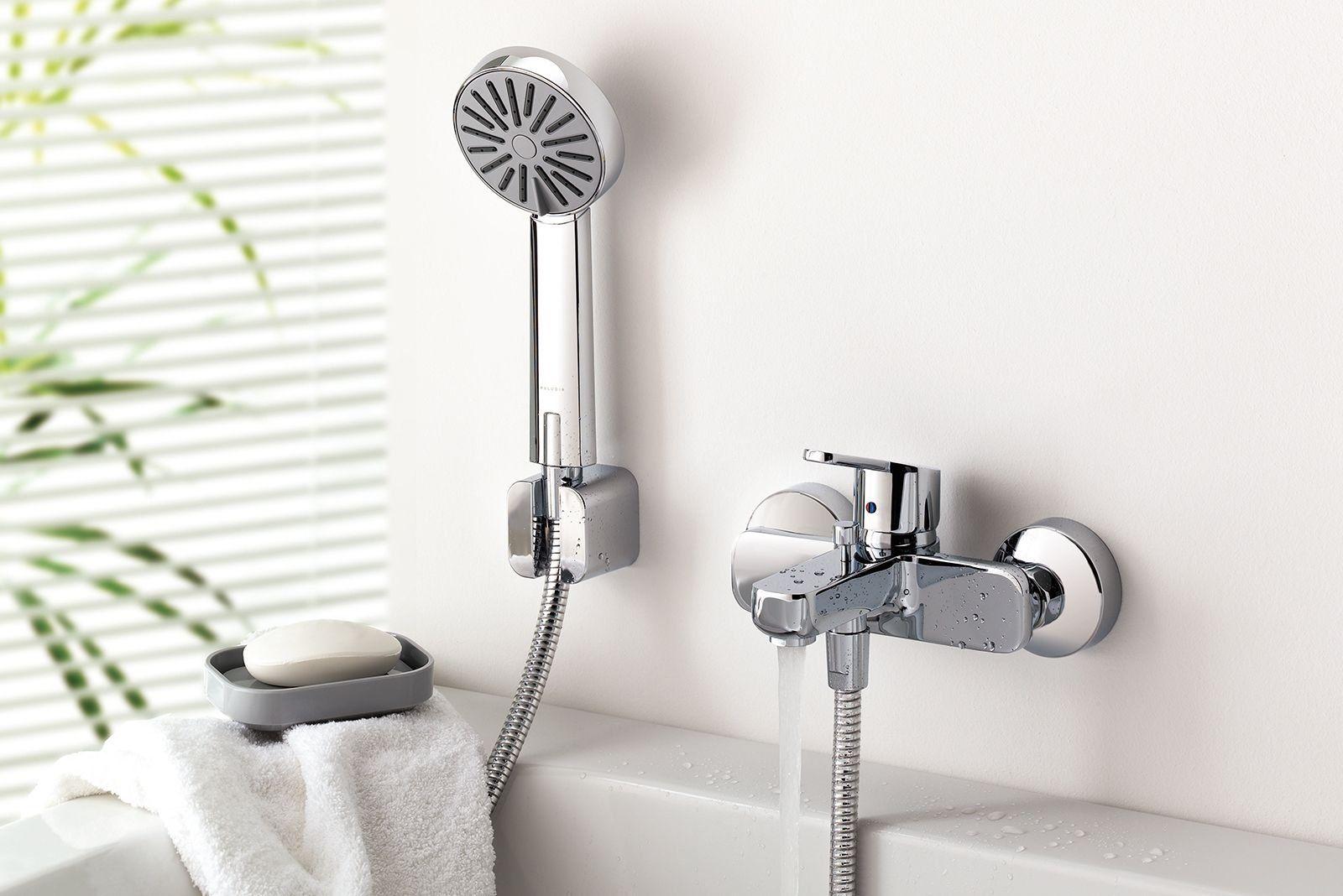 материал смесителя для ванной комнаты