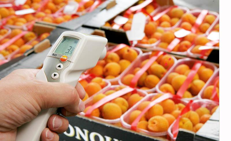 пирометр, бесконтактный термометр