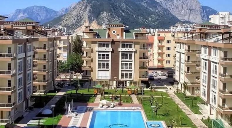 купить частный дом в Турции