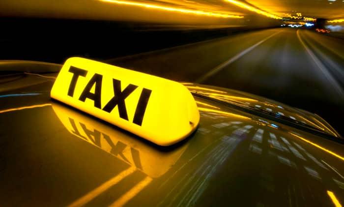 дополнительные услуги такси