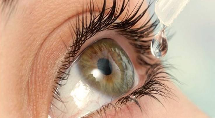 капли для глаз с линзами