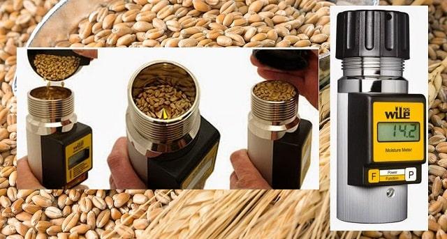 влагомеры для зерна