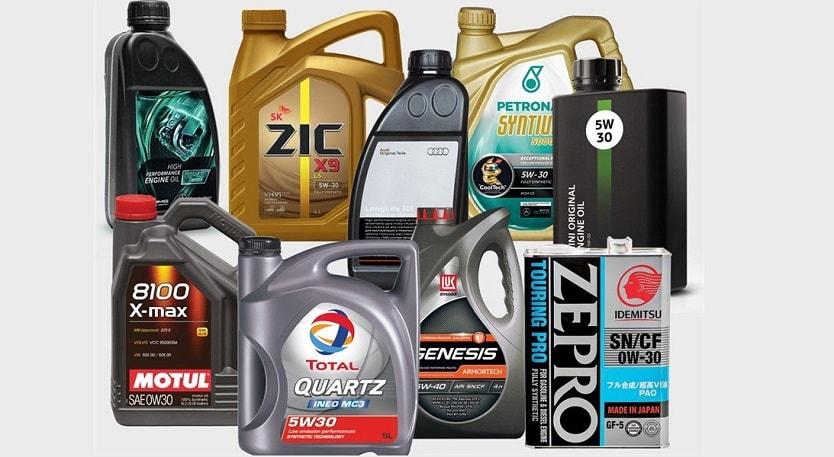 купить моторное масло 5w30 в Украине