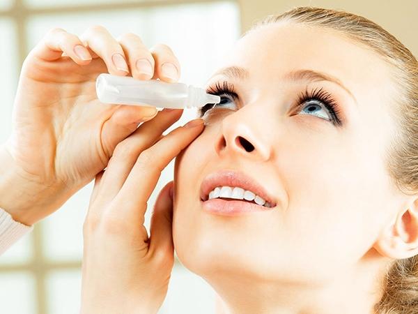 как использовать капли для глаз