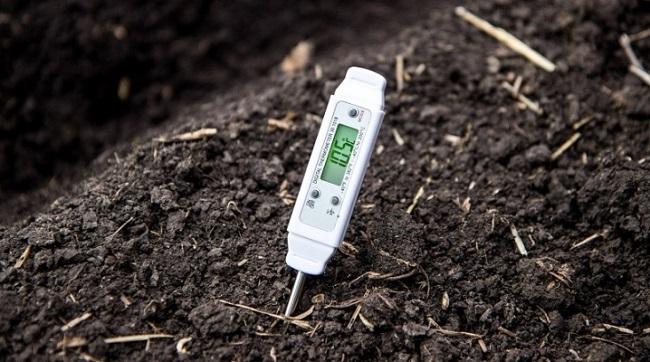 влагомер для почвы