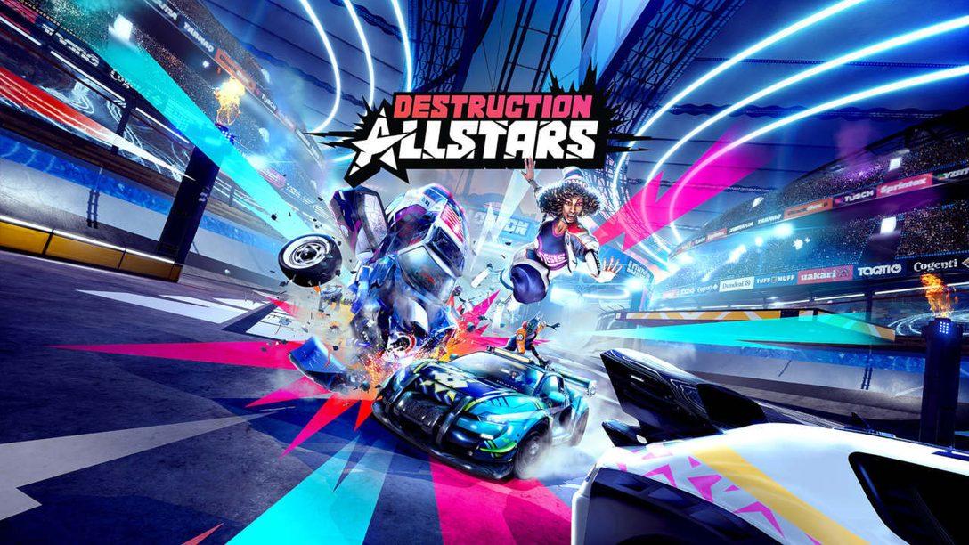 Гонки на выживание Destruction AllStars