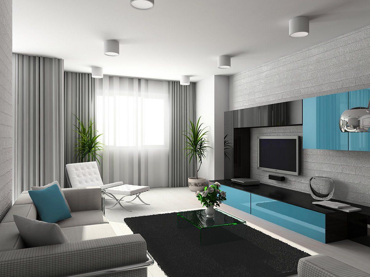 как оформить гостиную в стиле прованс