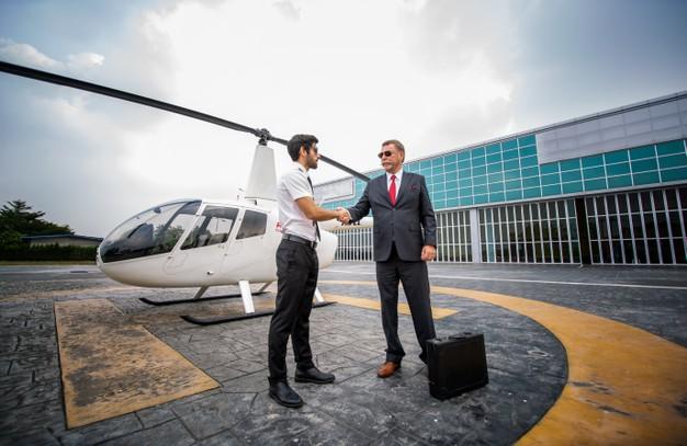 вертолет для бизнеса