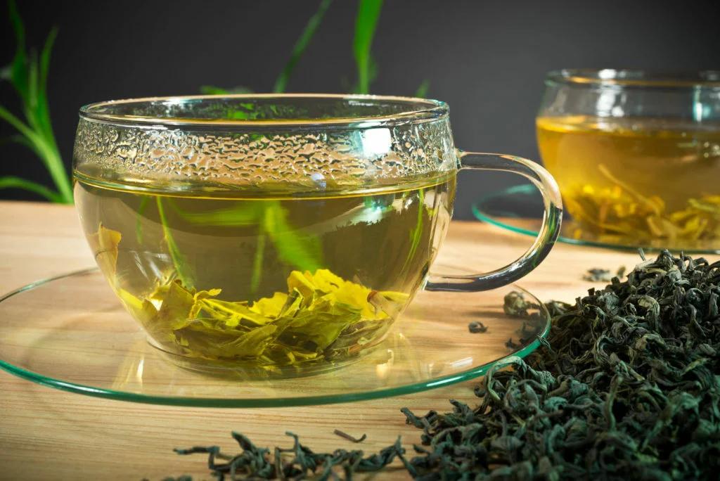 зелёный чай купить