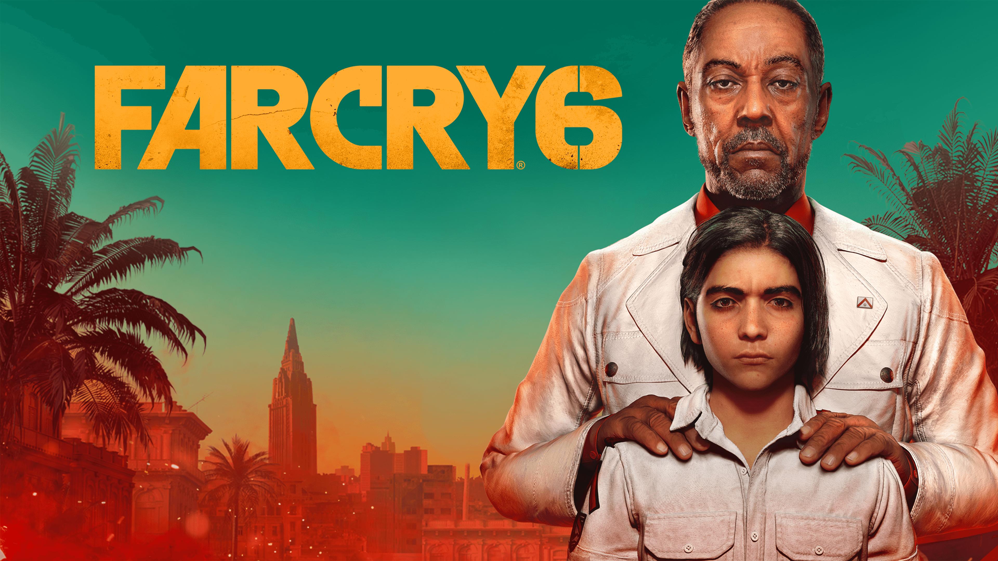 Встречаем Far Cry 6