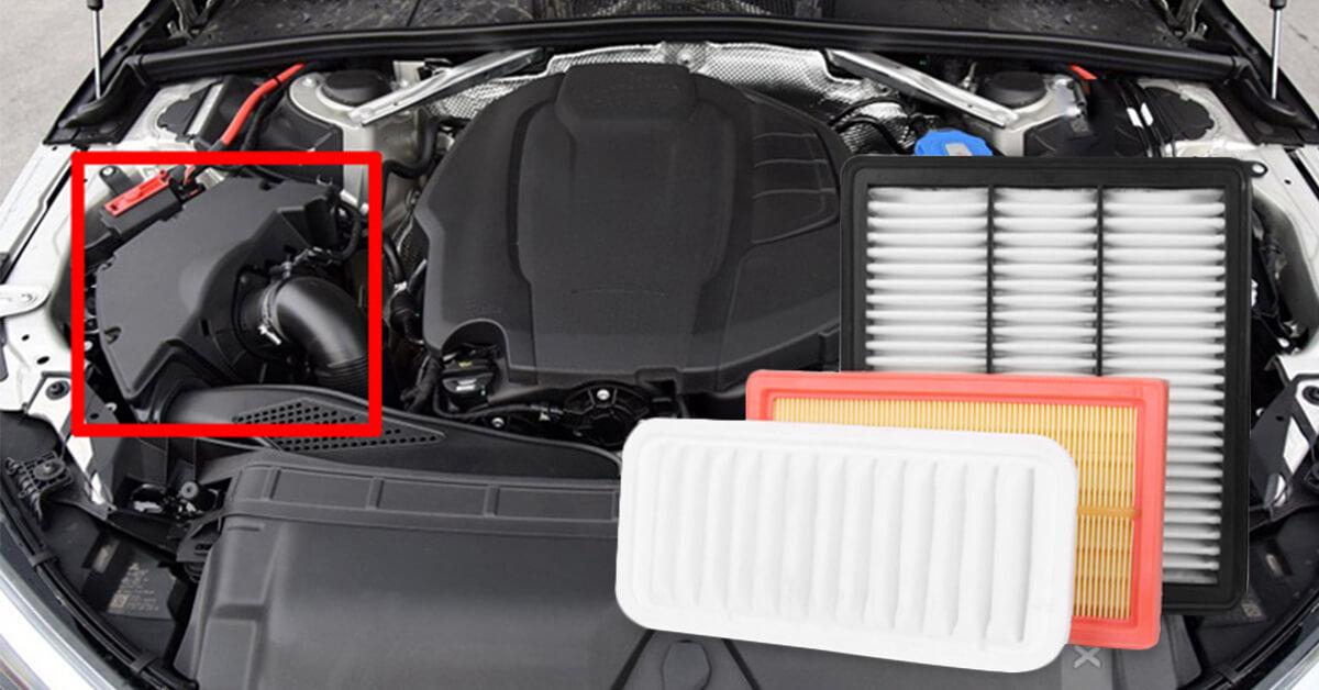 воздушный фильтр автомобильный