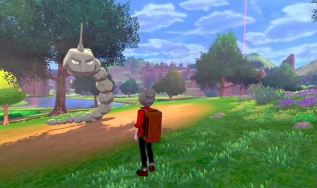 Pokemon Sword and Pokemon Shield