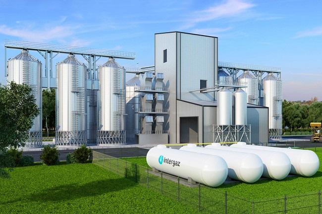 из чего состоит система автономного газоснабжения