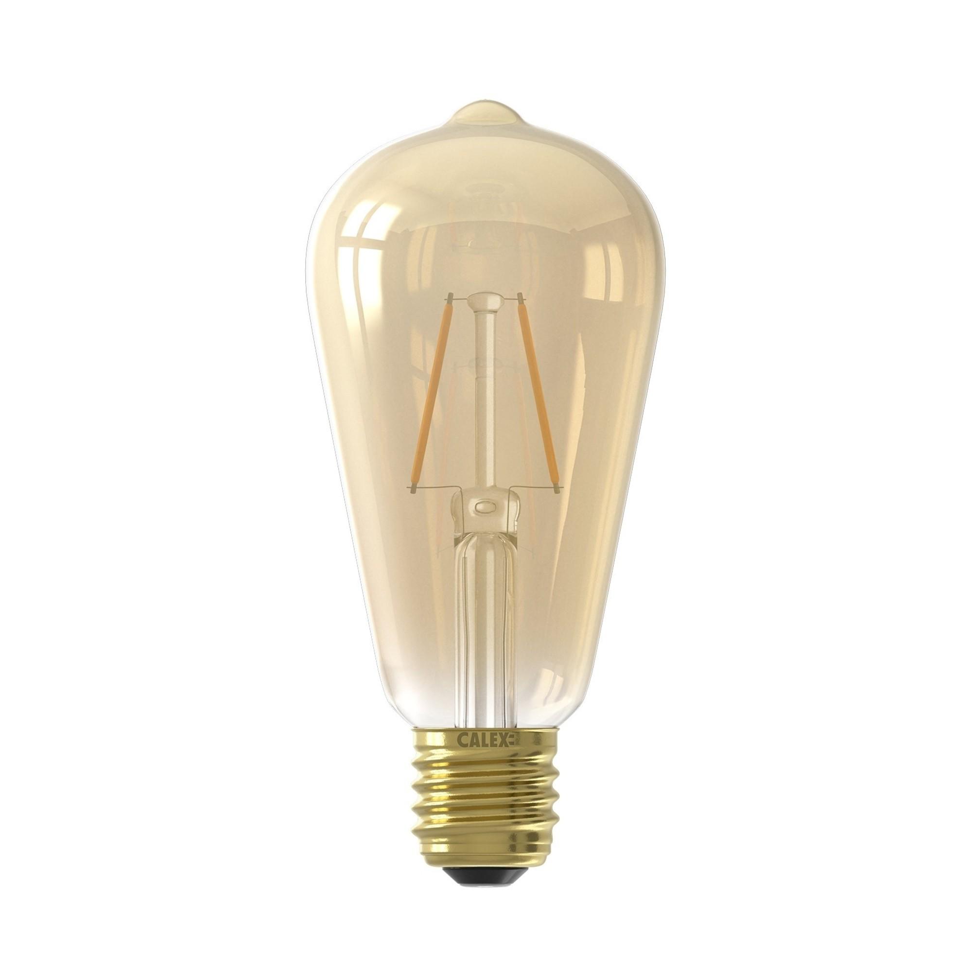 Светодиодная лампа цельностеклянная