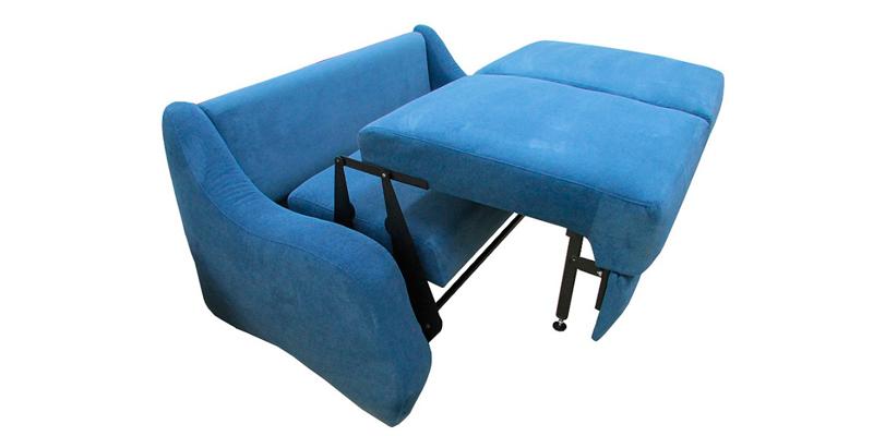 диван с механизмом пантограф
