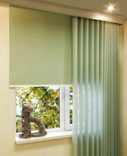 ролеты тканевые на окна или жалюзи