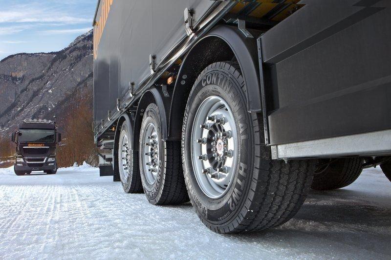 купить всесезонные шины или зимние для грузовика?