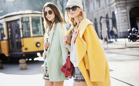 брендовые пальто украина