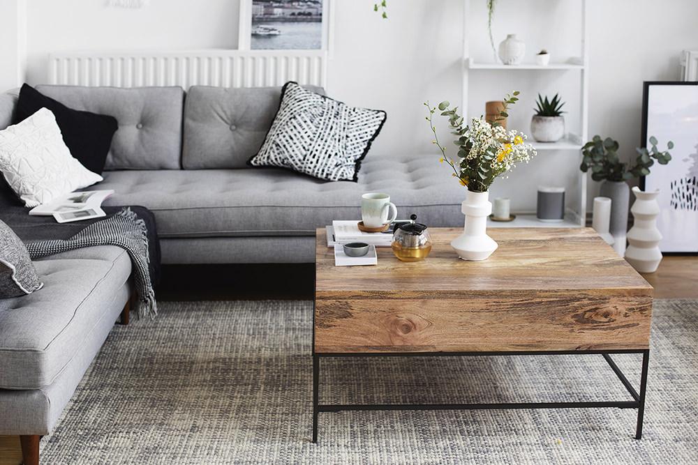 серый диван купить
