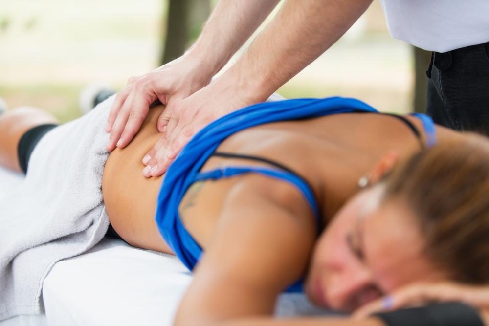 спортивный массаж киев
