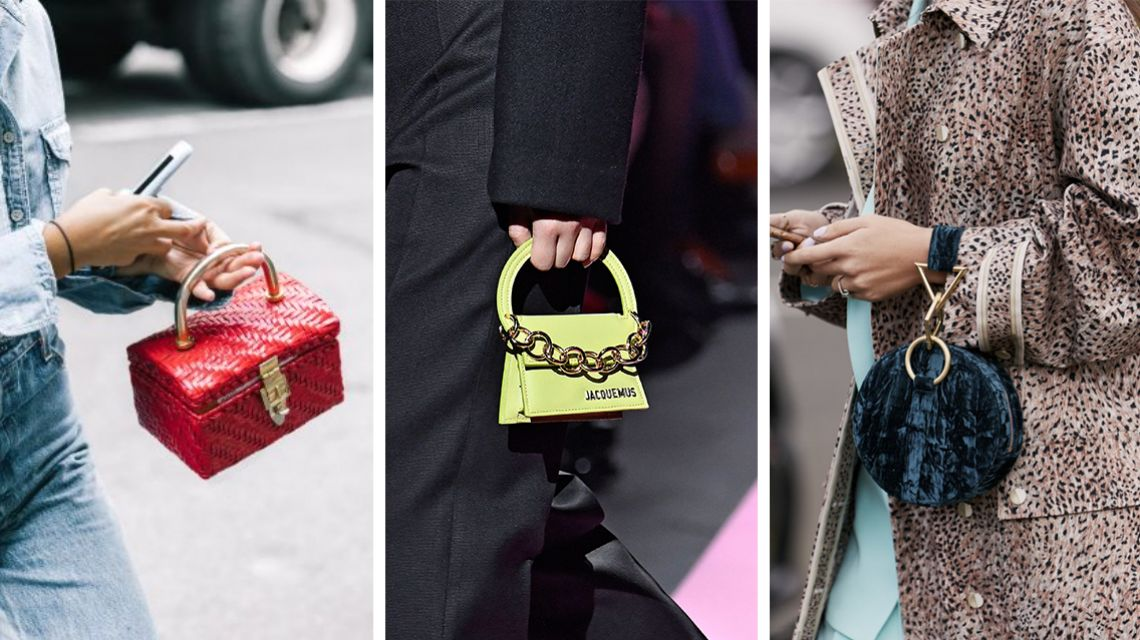 маленькие женские сумки