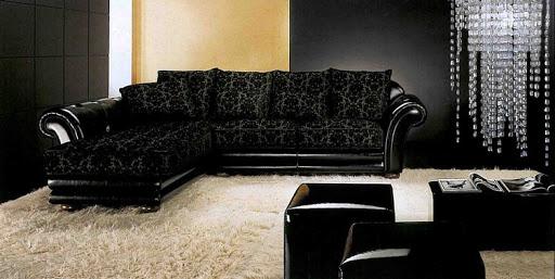угловой диван в гостиную