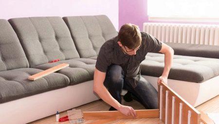 Как перевозить мягкую мебель