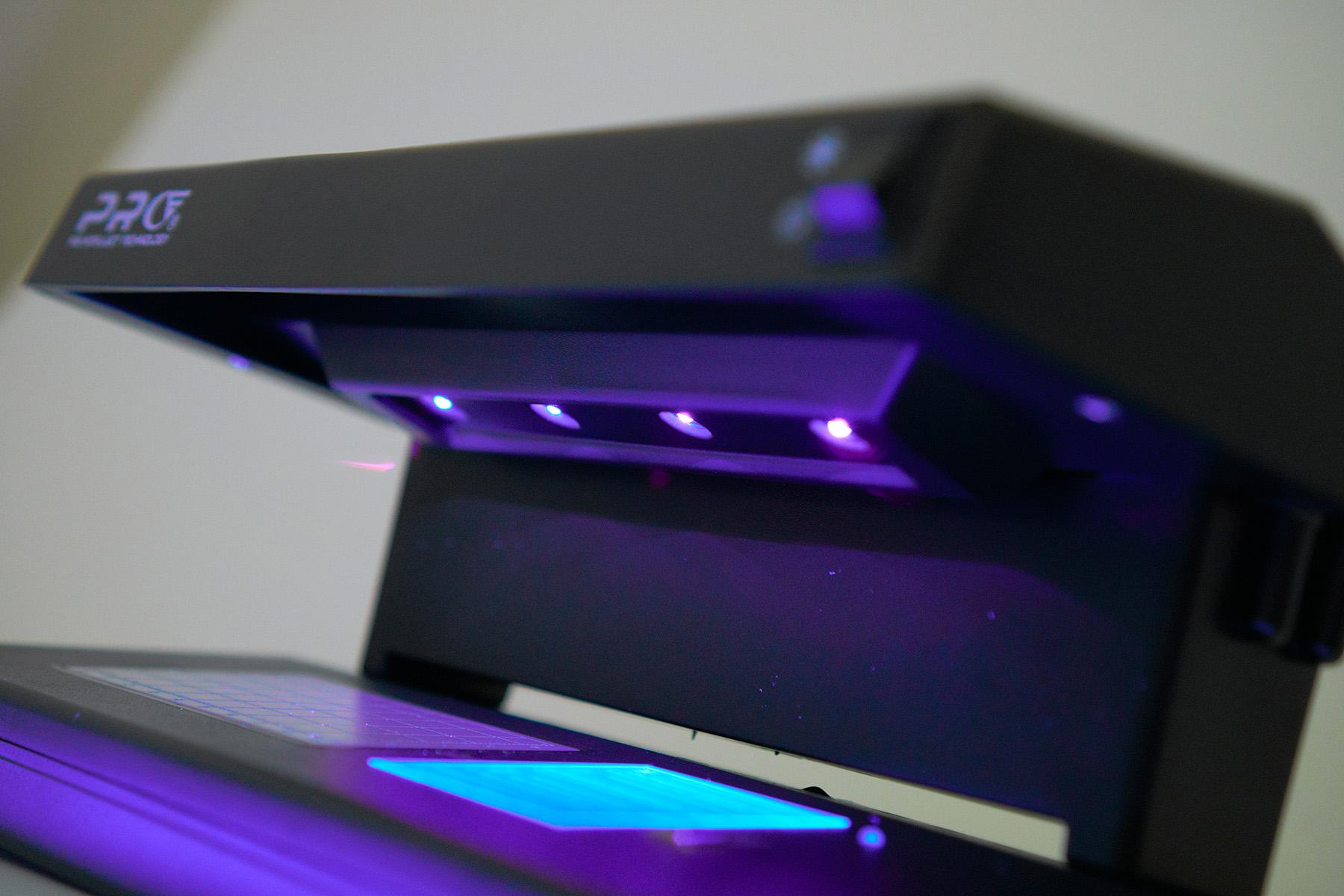 Плюсы детекторов со светодиодной подсветкой
