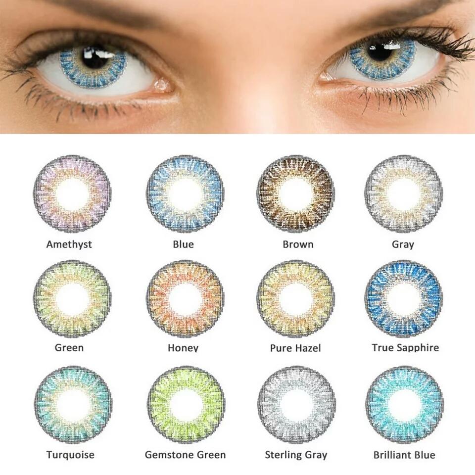 купить мягкие контактные линзы