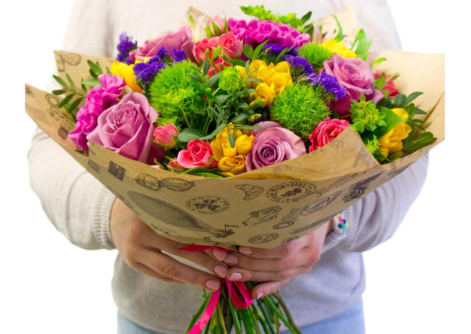 доставка цветы Харьков