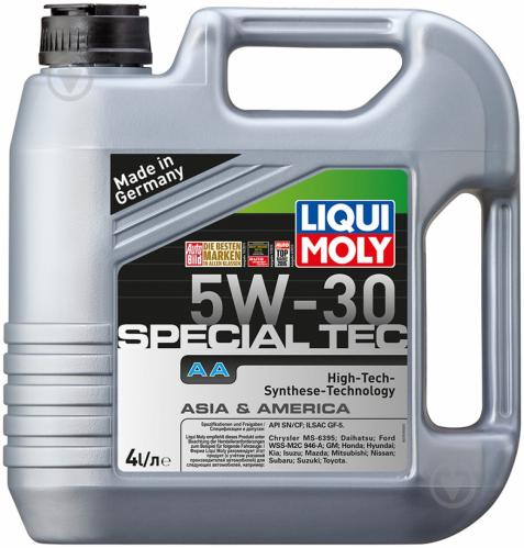 моторное масло 5w30