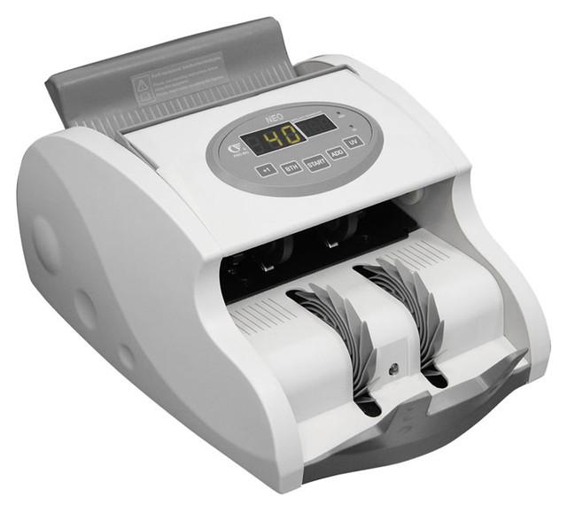 Офисный счетчик банкнот