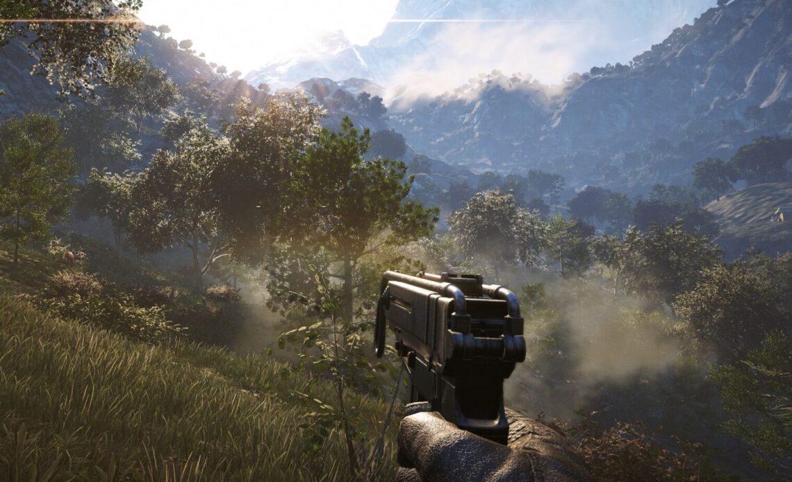 Потрясающая графика Far Cry 6