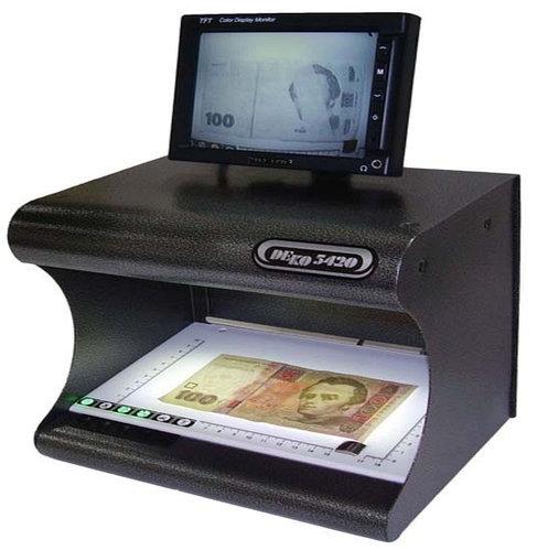 Как работают инфракрасные детекторы банкнот