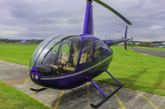 как заказать вертолет киев
