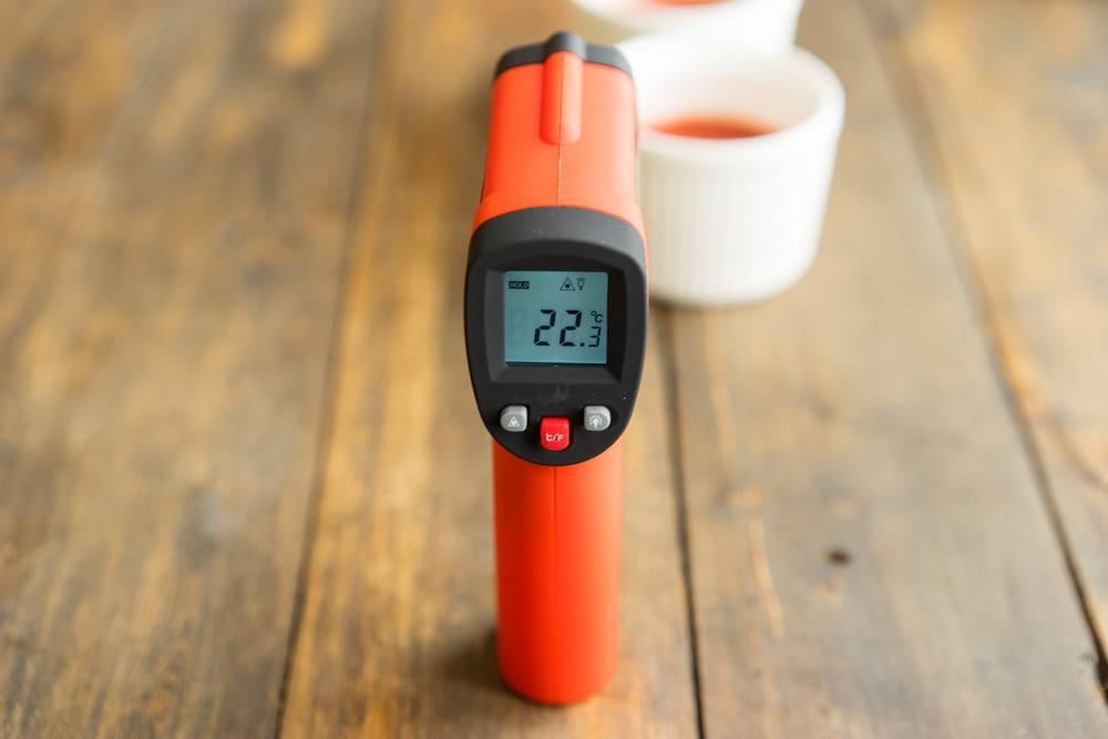 как правильно измерять температуру обьекта